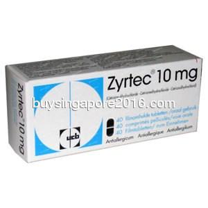 Buy Zyrtec Singapore